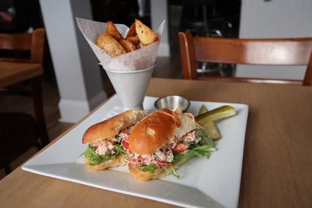 salt shaker deli lobster roll - Nova Scotia's South Shore Lobster Crawl Highlights