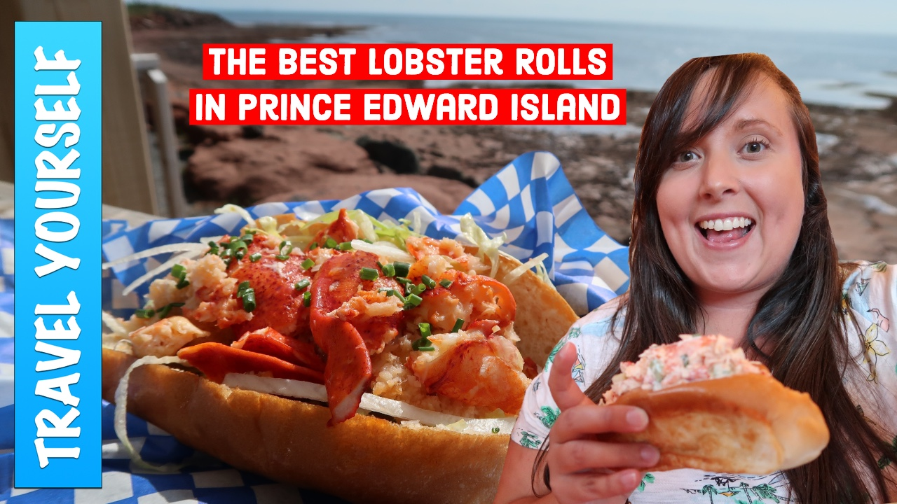 Best Lobster Rolls in Prince Edward Island