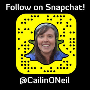 cailin follow on snapchat