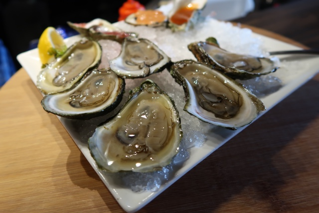 malpeque oysters from the malpeque oyster barn prince edward island