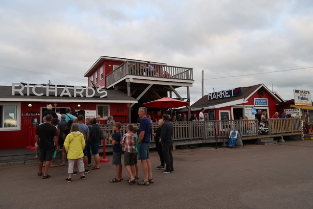 richards fresh seafood in Covehead york prince edward island - Where to Eat the Best Lobster Rolls in Prince Edward Island?