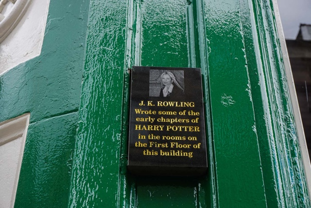 Nicholsons Cafe now known as spoon where JK Rowling wrote Harry Potter Edinburgh