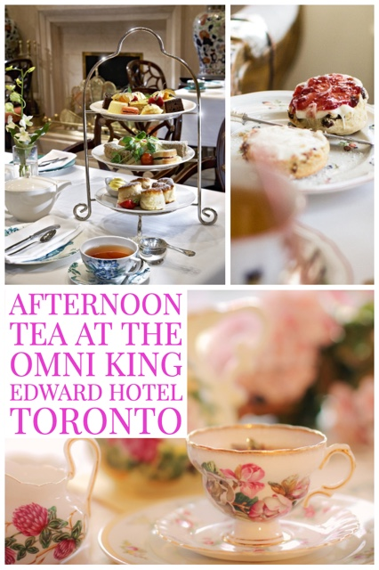 afternoon tea at the omni king edward hotel torontoafternoon tea at the omni king edward hotel toronto