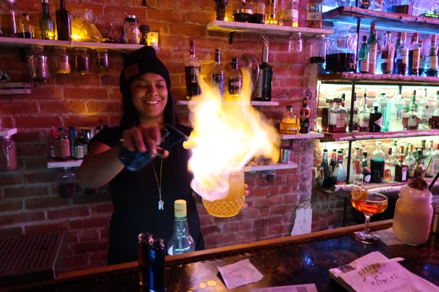 befuddlement draught at the lockhart bar magic harry potter toronto