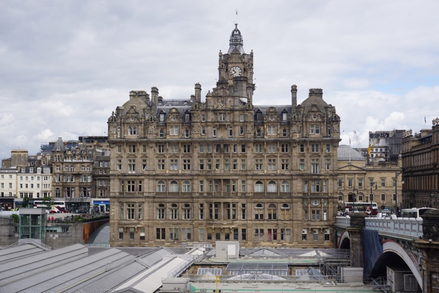 the five star balmoral hotel edinburgh scotland - best harry potter experiences around the world