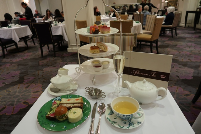 traditional experience spring time tea at the omni king edward victoria restaurant - Afternoon Tea at the Omni King Edward Hotel Toronto