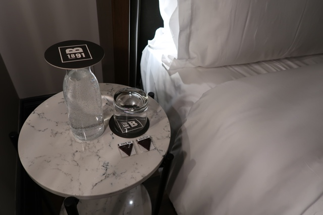 turn down service at the Broadview hotel - The Broadview Hotel Toronto Review
