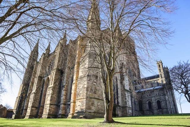 durham cathedral durham england wanderlust chloe best harry potter experiences around the world