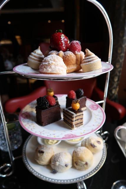 afternoon tea toronto at the fairmont royal york