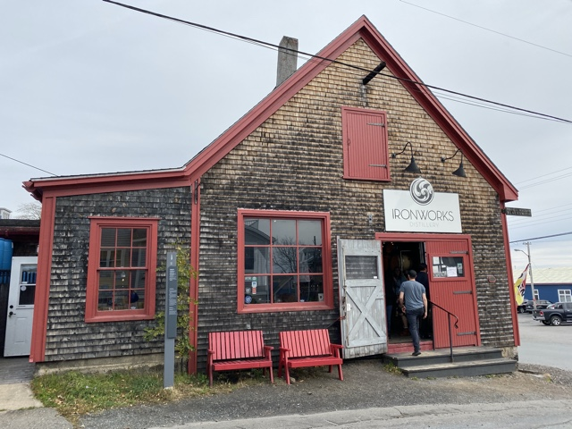 ironworks distilling in lunenburg nova scotia
